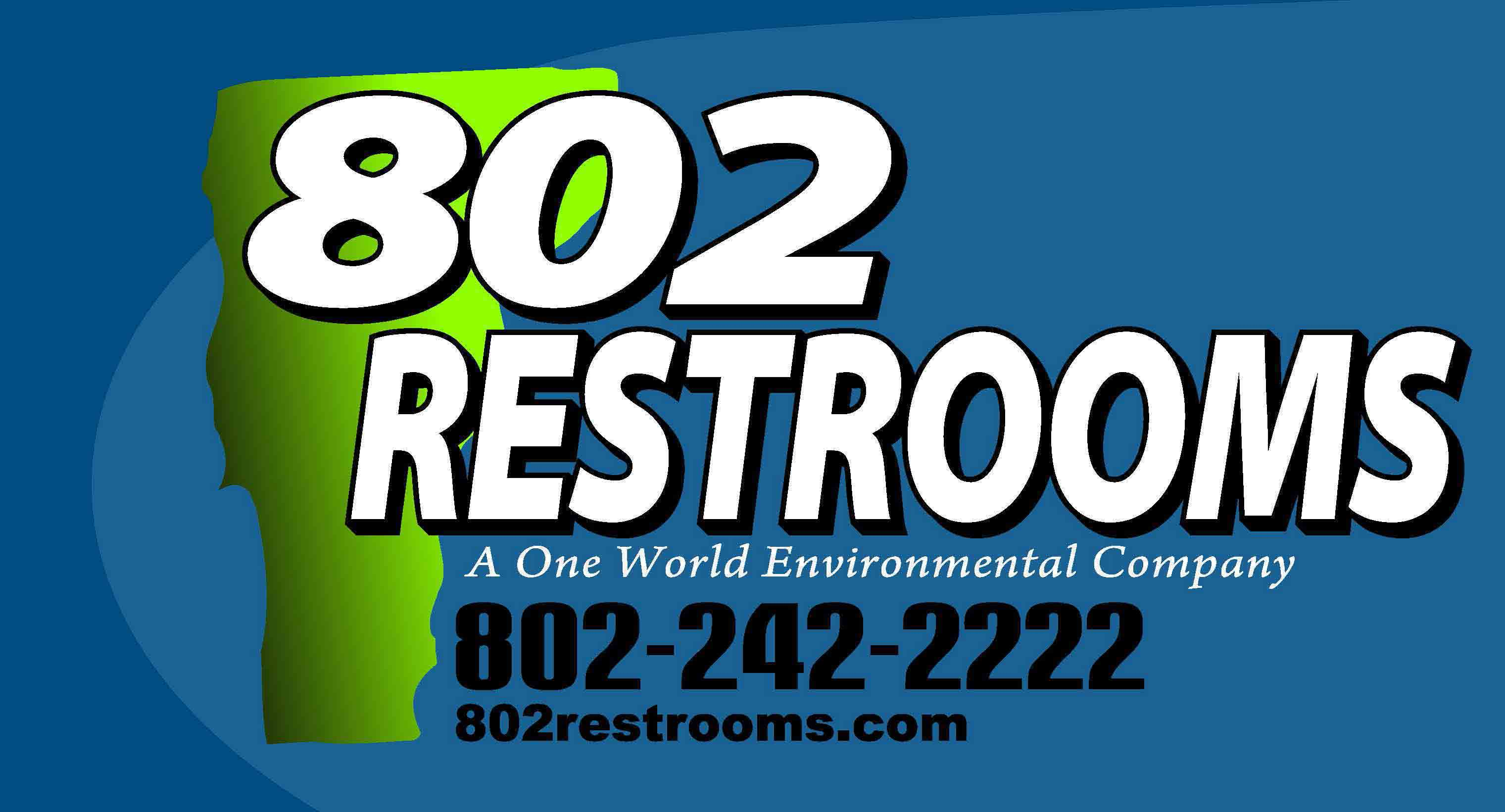 802 Restrooms porta potty rentals for running, sporting events