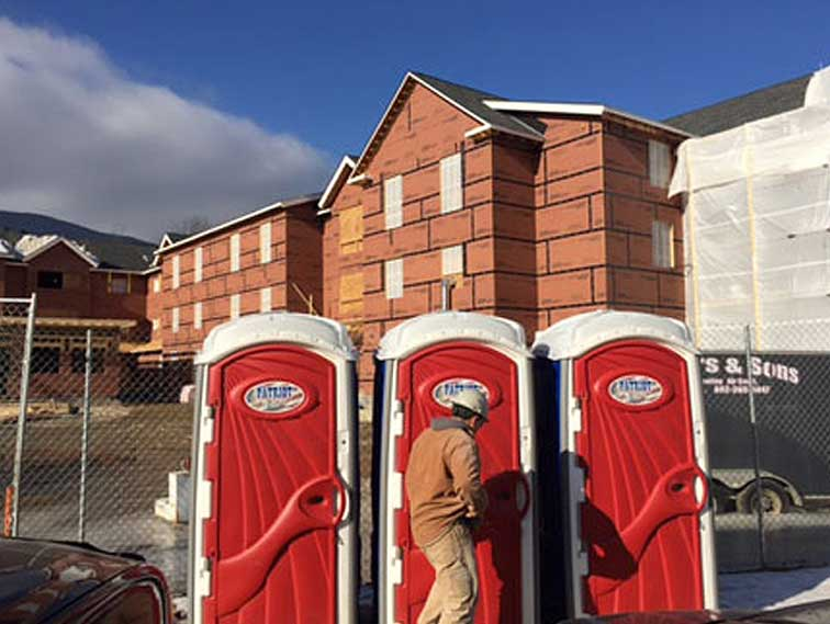 Porta Potty Rentals, Portable toilets,construction restrooms, Bennington Vermont 05201