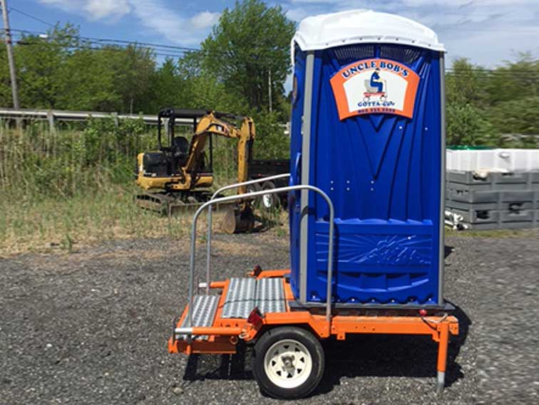 Porta Potty Rentals, Portable toilets,construction trailer mounted restrooms, Bennington Vermont 05201