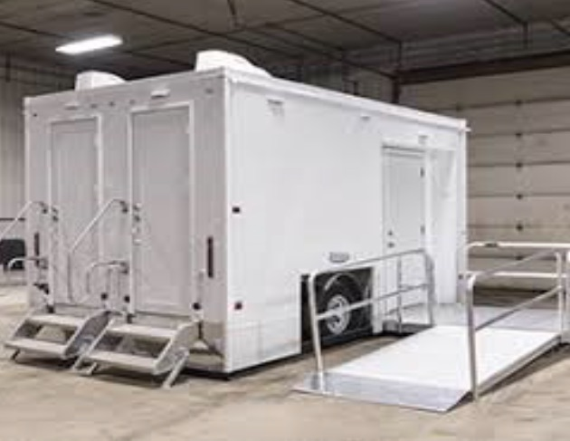 3-Station ADA Compliant Trailer