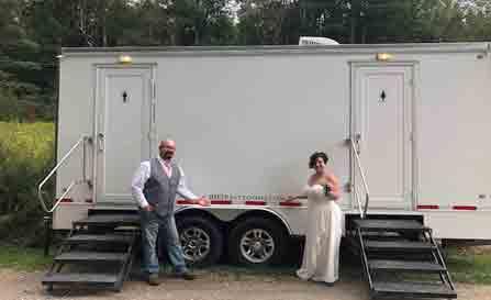 Vermont Restroom Rentals Luxury Bathrooms For Weddings